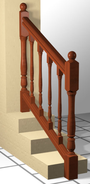 Balustrade Example