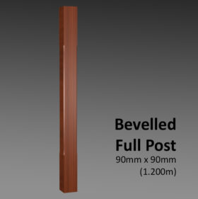 Bevelled Full Post