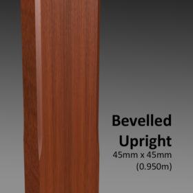 Bevelled Upright CU