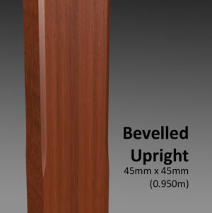Bevelled Upright CU